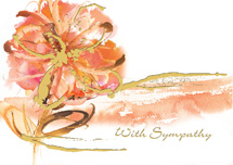 Beauty Blooms Sympathy Cards